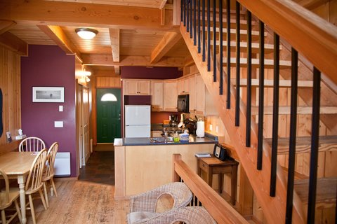 rainforest vacation rentals in ucluelet - Starboard Side